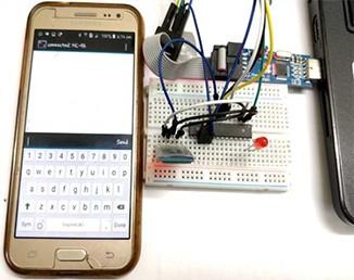 آموزش AVR با پروژه بلوتوث