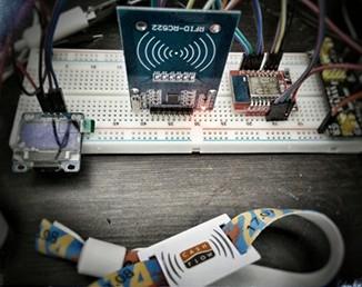 آموزش AVR با پروژه RFID