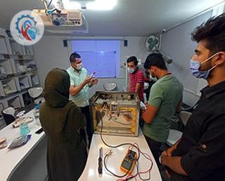 تعمیرات تجهیزات بیمارستانی و اتاق عمل