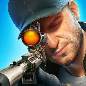 Sniper 3D Assassin Gun Shooter  بازی تک تیرانداز سه بعدی مخصوص اندروید