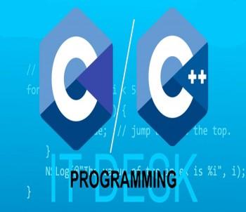 چرا برنامه نویسی به زبان c ؟