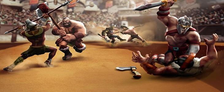 بازی  Gladiator Heroes